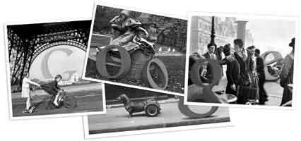 100 Aniversario del nacimiento de Robert Doisneau