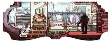112 Aniversario del nacimiento de Jorge Luis Borges