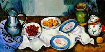172 Aniversario del nacimiento de Paul Cézanne