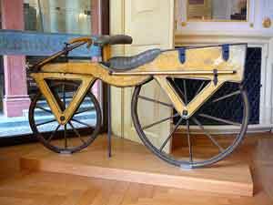 Precursor de la bicicleta