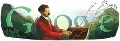 144 Aniversario del nacimiento de Enrique Granados