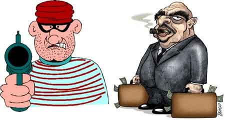 Ladrón y político