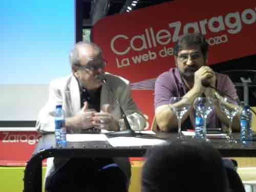 Miguel Ángel Yusta y Fernando Sarría
