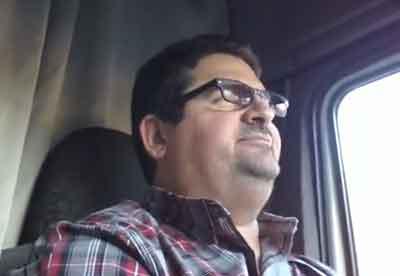 Antonio el camionero