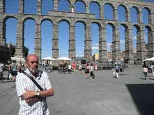 Unjubilado en Segovia