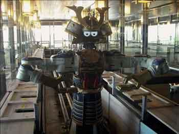 camarero-robot