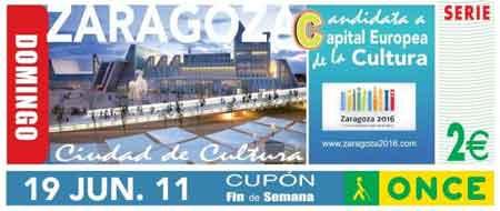 Zaragoza, candidata a Capital Europea de la Cultura 2016
