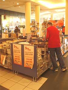 Venta de libros a peso