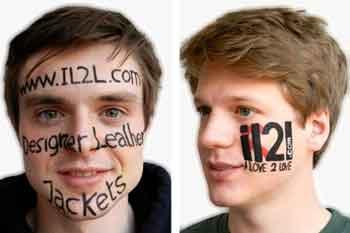 Ed Moyse y Ross Harper, patrocinados por la firma textil IL2L