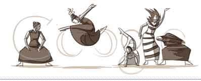 117 Aniversario del nacimiento de Martha Graham