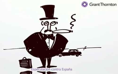 La crisis española desde un punto de vista diferente