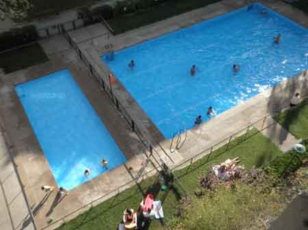 Piscinas unjubilado for Se puede fumar en piscinas