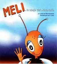 Meli, la abeja del Matarraña