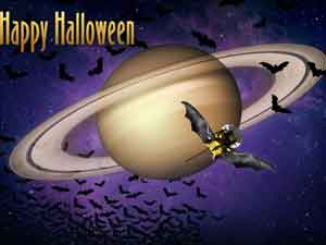 Happy Halloween en la NASA