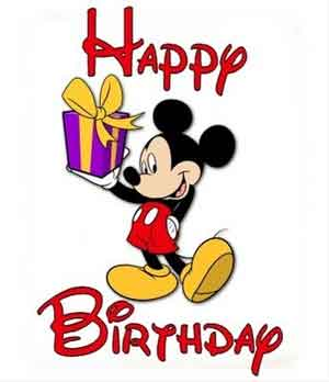 Mickey Mouse cumple 84 años