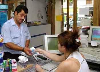 Cobrando el subsidio por desempleo