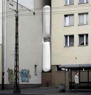 La casa más estrecha del mundo