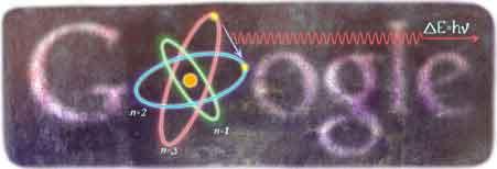 127º aniversario del nacimiento de Niels Bohr