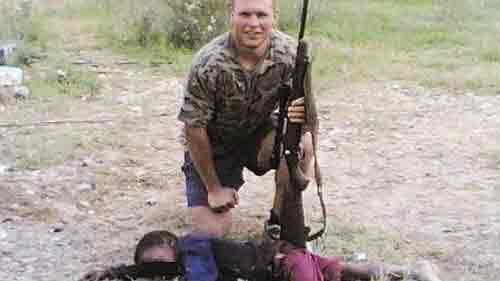 Falso cazador