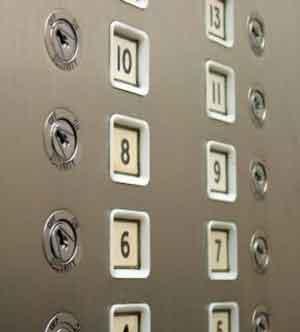 Interior ascensor