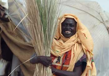Sonrisas en Darfur