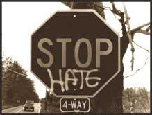 Stop al odio