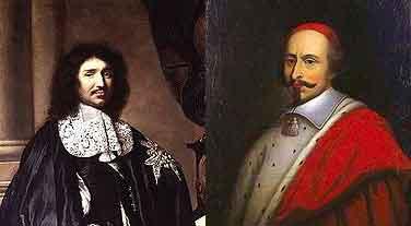 Colbert y Mazarino