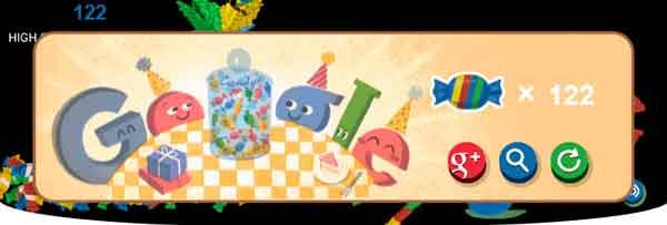 Piñata de Google