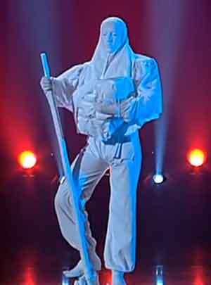 La estatua