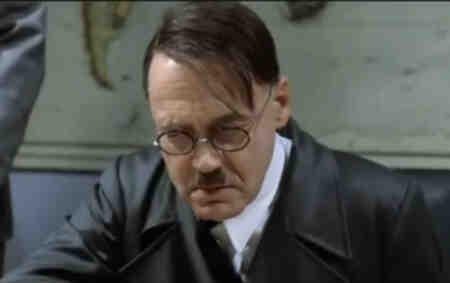 Hitler ve el discurso de Ana Botella ante el COI