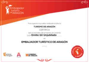 Embajador Turístico de Aragón