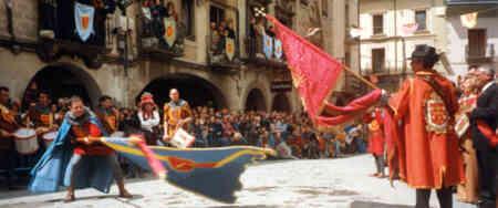 Primer viernes de Mayo en Jaca