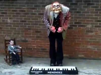 El genio del piano