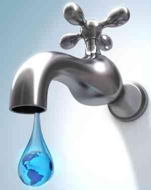 Vivir sin agua en el planeta azul