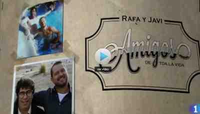Rafa, Javi y los delitos