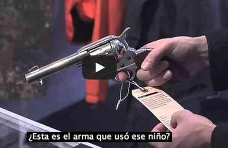 Armas de fuego con historia