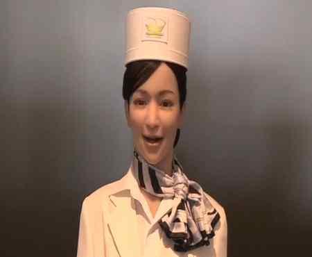 Hotel robotizado