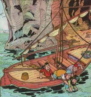 la gruta del pirata