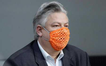 Diputado alemán se burlaba del coronavirus