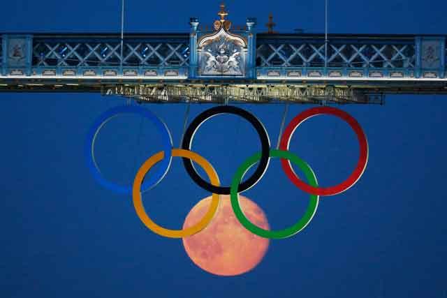 El otro anillo de Londres 2012