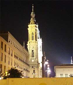 Una torre del Pilar