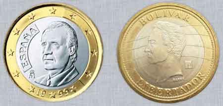 Falsa moneda de euro