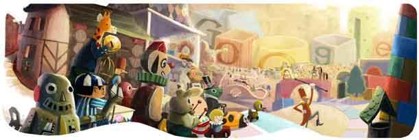 Google te desea ¡Felices Fiestas!