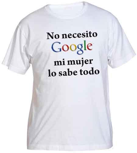 Camisetas para maridos