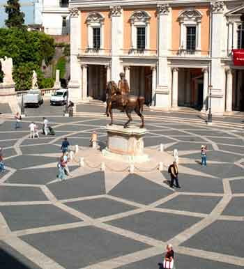 Plaza Campidoglio