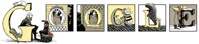 88 aniversario del nacimiento de Edward Gorey