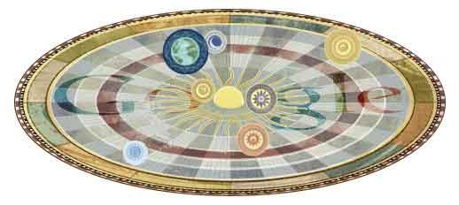 540 aniversario del nacimiento de Nicolás Copérnico
