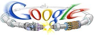 Logo Gran Colisionador de Hadrones
