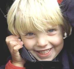 Al telefono