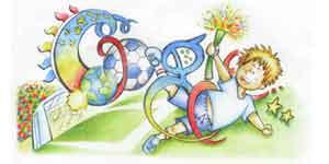 Doodle for Google – Me gusta el fútbol
